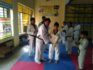 Belt Certification