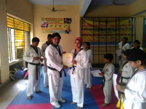Belt Exam Certification